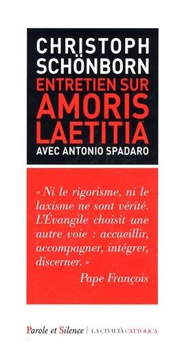 Entretien sur Amoris Laetitia avec Antonio Spadaro