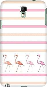 DailyObjects Mix Flamingo Walk Case For Samsung Galaxy Note 3 Neo