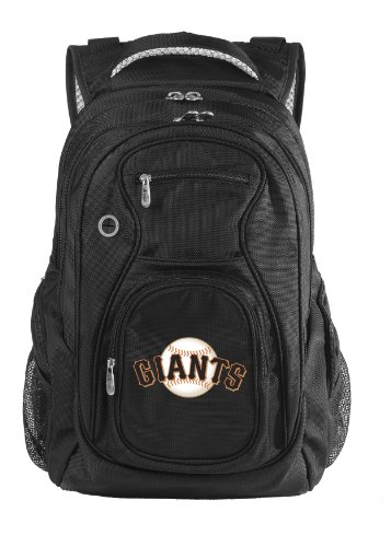 MLB San Francisco Giants Denco Travel Backpack, Black at Amazon.com
