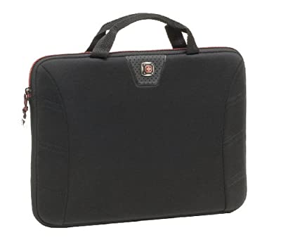 Wenger GA-7620-02 Sherpa 13.3 Inch Single Laptop/Notebook Slimcase by Wenger