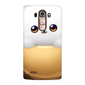 Special Cutest Fluffy Kitty Back Case Cover for LG G4