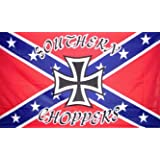 CONFEDERATE FLAG SOUTHERN CHOPPERS ~ Sportsworld