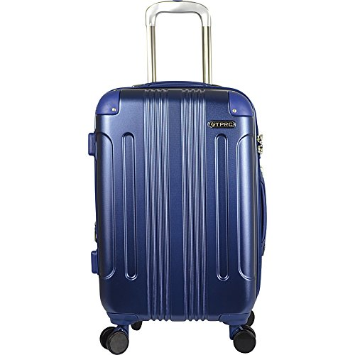 travelers-polo-racquet-club-calypso-20-inch-pet-expandable-carry-on-spinner-navy-one-size