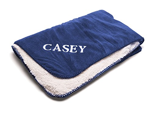 Custom Embroidered Blankets (Personalized Throw Blankets compare prices)