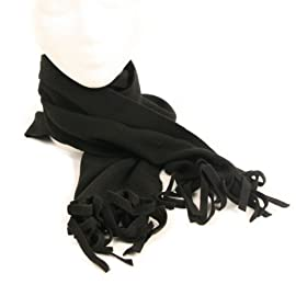 Men's & Women's Solid Acrylic Scarf (Measures 50