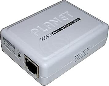 Cablematic - IEEE 802.3af Power Over Ethernet Gigabit (Splitter PoE 5V)