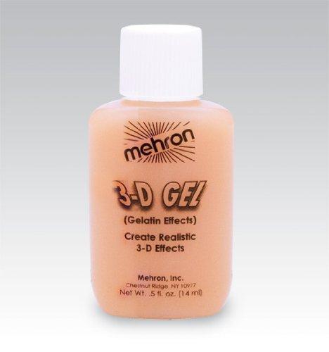 3-d Gel Gelatin Effects Flesh