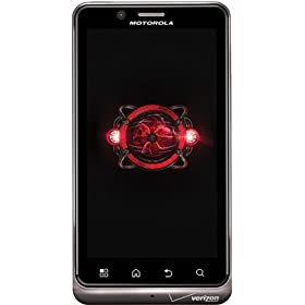 Motorola DROID BIONIC 4G Android Phone, 16GB (Verizon Wireless)