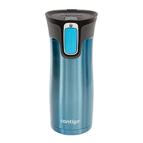 Contigo Autoseal Travel Mug - Stainless Steel Mug With Easy Clean Lid...