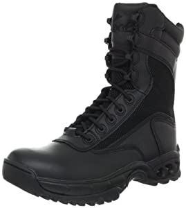 Ridge Outdoors Air-Tac Plus Zipper Duty Military Uniform Work Duty Boots Men'S Police Motorcycle, Medium, 6M from Ridge