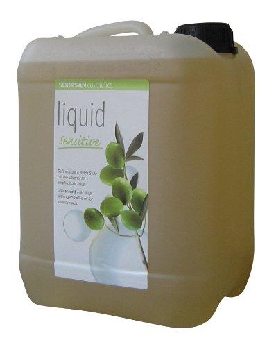 sodasan-liquid-sensitive-bio-savon-5-l-ecologique-et-respectueux-de-lenvironnement-savon-liquide-bio