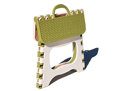 Ihomeset Strong And Stable Folding Step Stool Non Skid