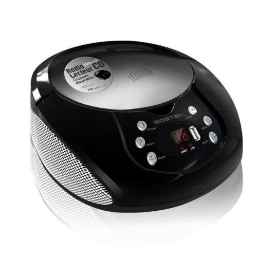 radio reveil cd mp3 usb pas cher. Black Bedroom Furniture Sets. Home Design Ideas