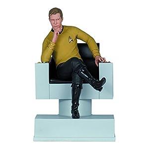 Icon Heroes Star Trek: The Original Series: Captain Kirk Statue Bookend