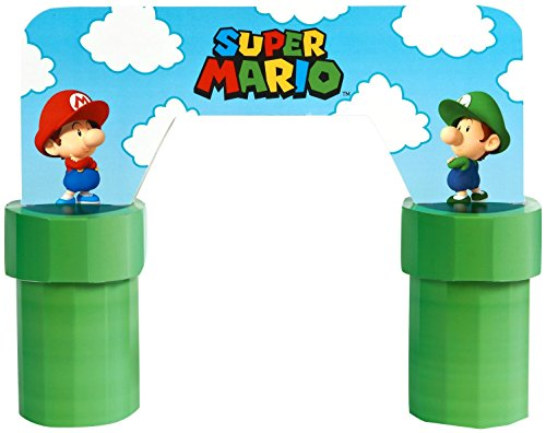Birthday Express - Super Mario Bros. Babies Centerpiece