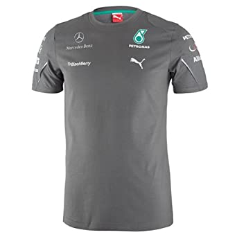 Amazon.com: Puma Mercedes AMG Petronas F1 2014 Men's Team T-Shirt