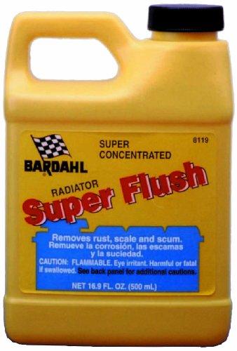 BARDAHL(バーダル) ラジエター スーパーフラッシュ