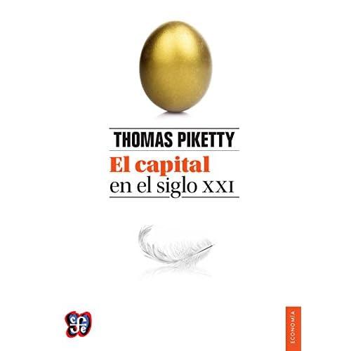 Thomas Piketty (Autor) Fecha de lanzamiento: 24 de noviembre de 2014Cómpralo nuevo:  EUR 29,00  EUR 27,55