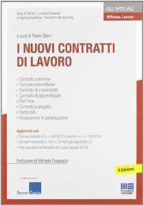 nuovi contratti di lavoro: Maggioli Editore: 9788838776076: Amazon