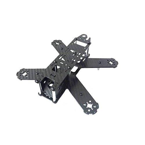 Lisam LS-210 210mm Carbon Fiber Frame Kit Mini Quadcopter (Ls Model Helicopter compare prices)