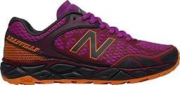 New Balance Women\'s Leadvillev3 Trail Shoe, Pink/Grey, 8.5 D US