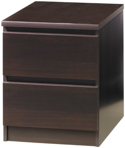 Tvilum Scottsdale Nightstand, Coffee