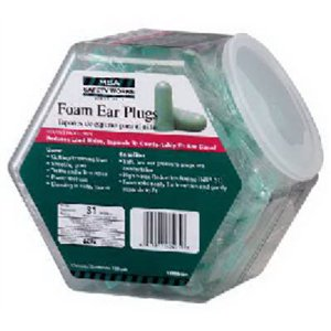 Fishbowl Of Ear Plugs, Pack Of 100