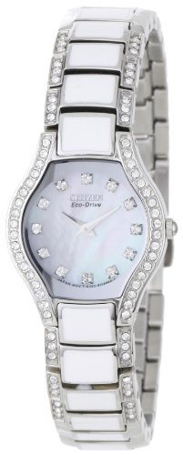 Citizen Women's EW9870-81D Normandie, Swarovski Crystal, Eco-Drive Watch