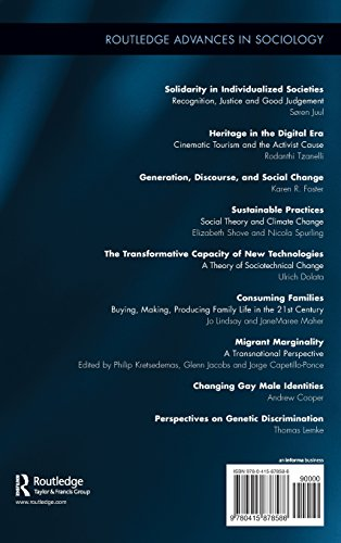 Perspectives on Genetic Discrimination (Routledge Advances in Sociology)