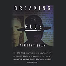 Breaking Blue Audiobook by Timothy Egan Narrated by Malcolm Hillgartner