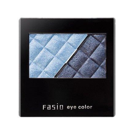 《コーセー》Fasio スポーツビューティー ファシオ デュアルグラデ アイズ BL-7/ブルー系 2.3g (アイカラー)