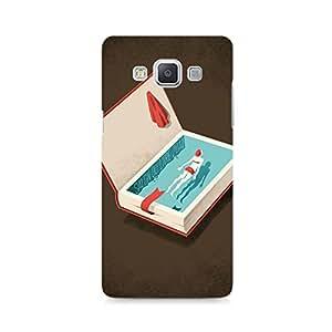 Mobicture Pattern Premium Designer Mobile Back Case Cover For Samsung A7