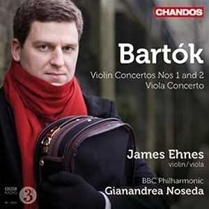 Bartok: Violin Concertos, Nos. 1 and 2; Viola Concerto