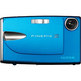 41rPwkEyhBL. SL500 AA280  Fujifilm Finepix Z20fd 10MP Digital Camera   $108 shipped