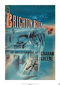 brighton rock book review Brighton rock is a 1948  the scenes where fred is pursued through brighton  also objected to the final scene as sentimental and contrary to the original book.