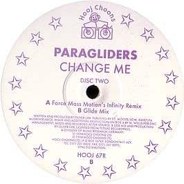 Paragliders / Change Me (Disc Two)