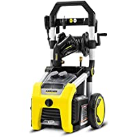 Karcher K2000 2000-PSI 1.3-GPM Electric Power Pressure Washer (Yellow/Black)