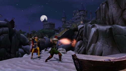 Sims Medieval Pirates and Nobles Adventure Pack screenshot