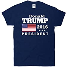 Donald Trump 2016 President T-Shirt