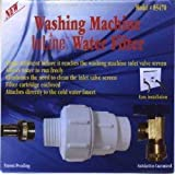 Washing Machine Water Filter System 85470