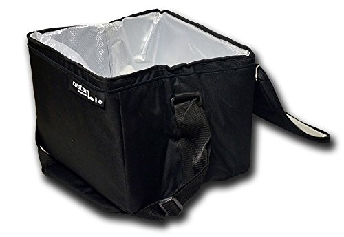 Oem Factory Stock Genuine Ford Fusion Focus F-150 Mustang Fiesta Taurus Explorer Expedition Escape Super Duty Edge Soft Cooler Cold Zip Bag W Carry Strap (Ford F150 Cooler compare prices)