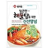 ★韓国食材*韓国調味料★【海鮮鍋】宗家 辛くてさっぱり海鮮湯ヤンニョム 100g