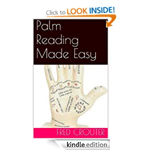 palm reading made easy   kindle edition by fred crouter