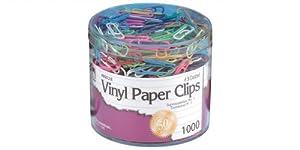 Charles Leonard Inc. Paper Clips,  1000/Box (85028)