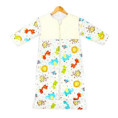 Yellowanimals Infant Sleep Sack Bag Toddler Wearable Blanket Newborn Swaddle 140
