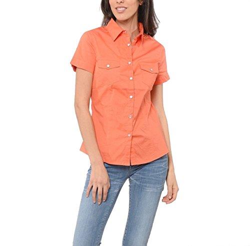 Kaporal - Camicia -  donna Arancione - Arancione Medium