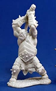 Reaper Orc Berserker With Two Handed Sword (1)