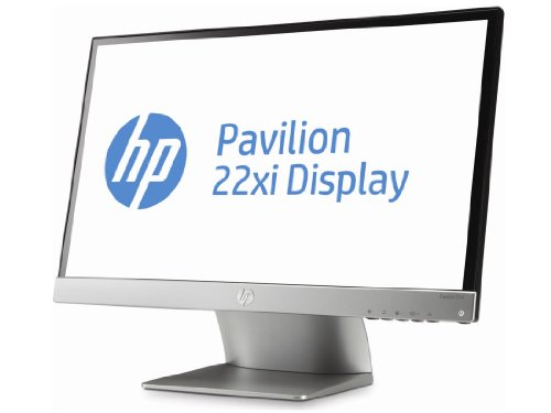 Hp Pavilion 22Xi Ips Led Backlit Monitor