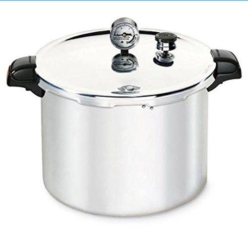 Presto 16-Quart Aluminum Pressure Cooker (Presto Pressure Cooker 1755 compare prices)