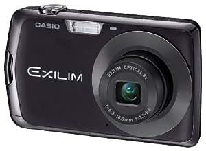 Casio Exilim EX-Z330 Digital Camera - Black (12.1MP, 3x Optical Zoom) 2.7 inch LCD